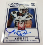 Panini America 2013 Elite Football QC (120)