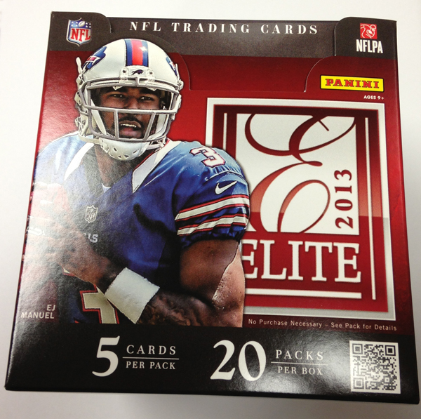 Panini America 2013 Elite Football QC (1)