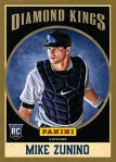 Panini America 2013 National Rookie Diamond Kings 2