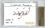 Panini America 2013 NFL Sketch Card Andre Ellington 1a