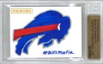 Panini America 2013 NFL Sketch Card Marquise Goodwin 1a