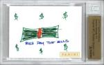 Panini America 2013 NFL Sketch Card Robert Woods 2a