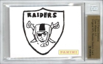 Panini America 2013 NFL Sketch Card Tyler Wilson 1a