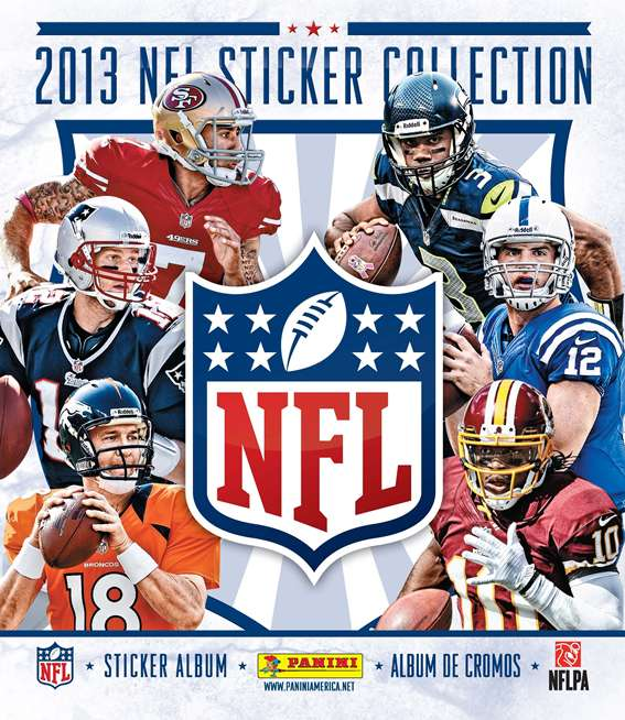 Panini America 2013 NFL Sticker Album