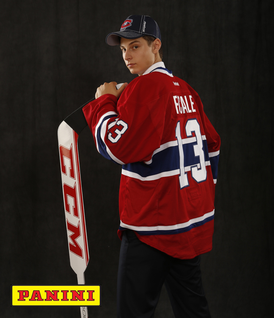 Panini America 2013 NHL Draft Rounds 2 and 3 (36)