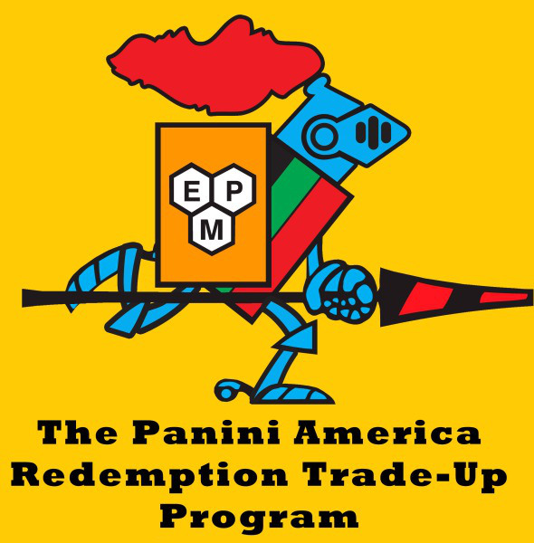 Panini America Redemption TradeUp