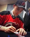 Rewind Panini America at the 2013 NHL Draft (90)