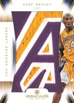 2012-13 Immaculate Basketball Kobe Logos