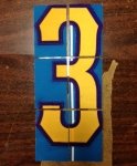 2012-13 Immaculate Basketball Paul 3