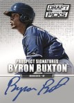 2013 Prizm Perennial Draft Picks Baseball Buxton