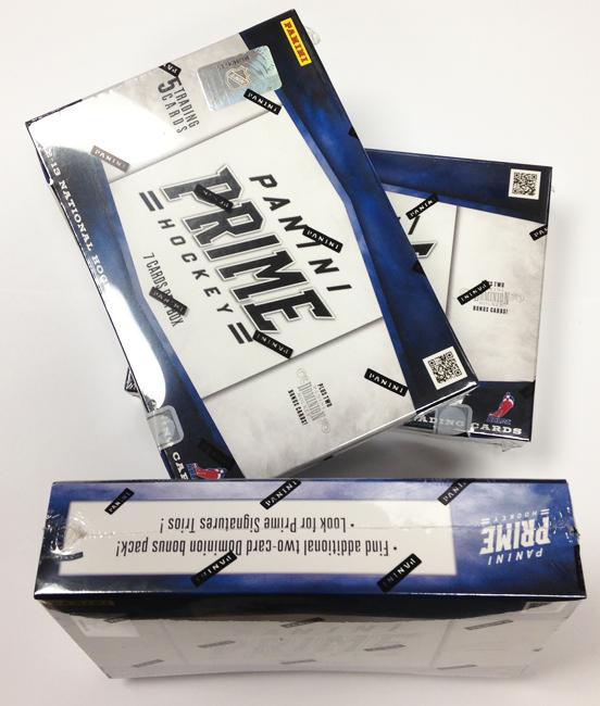Panini America 2012-13 Prime Hockey Teaser (2)