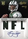 Panini America 2013 Absolute Football Geno Rookie Premiere Materials