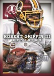 Panini America 2013 Absolute Football Griffin Spectrum Blue