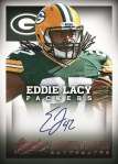 Panini America 2013 Absolute Football Lacy Spectrum Red Auto
