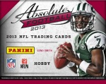 Panini America 2013 Absolute Football Main