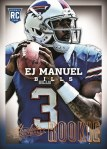 Panini America 2013 Absolute Football Manuel SP Rookie