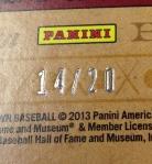 Panini America 2013 Cooperstown Baseball QC (48)