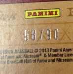 Panini America 2013 Cooperstown Baseball QC (61)