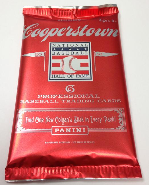 Panini America 2013 Cooperstown Baseball Teaser (7)
