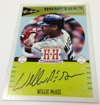 Panini America 2013 Hometown Heroes Baseball First Autos (1)