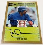 Panini America 2013 Hometown Heroes Baseball First Autos (17)