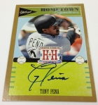 Panini America 2013 Hometown Heroes Baseball First Autos (18)