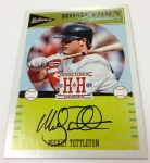Panini America 2013 Hometown Heroes Baseball First Autos (2)