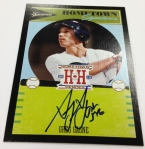 Panini America 2013 Hometown Heroes Baseball First Autos (22)