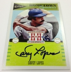 Panini America 2013 Hometown Heroes Baseball First Autos (23)