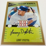 Panini America 2013 Hometown Heroes Baseball First Autos (26)