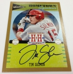 Panini America 2013 Hometown Heroes Baseball First Autos (28)