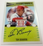 Panini America 2013 Hometown Heroes Baseball First Autos (31)