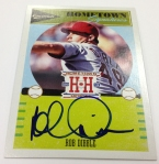 Panini America 2013 Hometown Heroes Baseball First Autos (34)