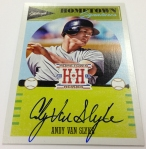 Panini America 2013 Hometown Heroes Baseball First Autos (36)