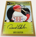 Panini America 2013 Hometown Heroes Baseball First Autos (5)