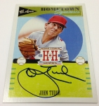 Panini America 2013 Hometown Heroes Baseball First Autos (6)