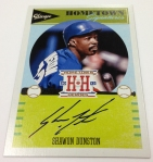 Panini America 2013 Hometown Heroes Baseball First Autos (9)
