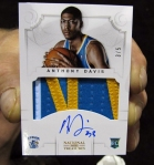 Panini America 2013 National Day One 24