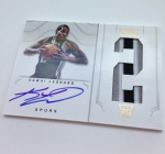 Panini America 2013 National NT Redemptions (7)