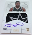 Panini America 2013 National NT Redemptions (9)