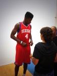 Panini America 2013 NBA Rookie Photo Shoot Final (36)