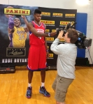 Panini America 2013 NBA Rookie Photo Shoot Final (45)