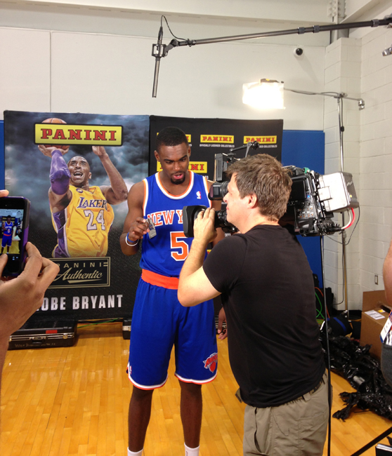 Panini America 2013 NBA Rookie Photo Shoot Final (8)