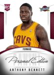 Panini America 2013 NBA RPS Personal Edition 1