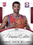 Panini America 2013 NBA RPS Personal Edition 11