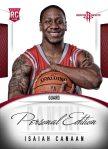 Panini America 2013 NBA RPS Personal Edition 17