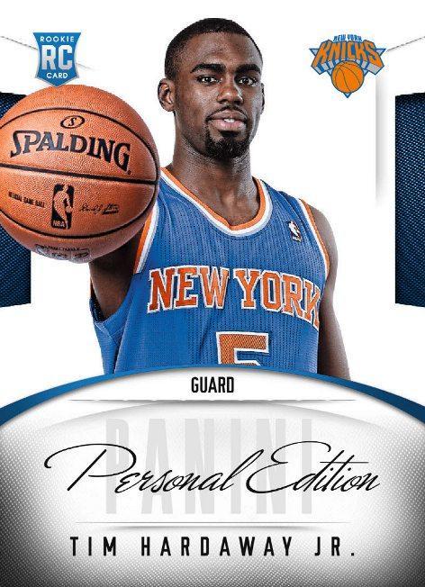 Panini America 2013 NBA RPS Personal Edition 21
