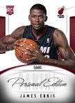 Panini America 2013 NBA RPS Personal Edition 26