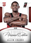 Panini America 2013 NBA RPS Personal Edition 27