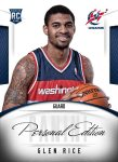 Panini America 2013 NBA RPS Personal Edition 28